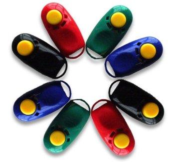 clickers in cerchio